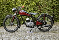 Csepel 125/49 by Marcello, it is still under construction :) but already looks beautiful