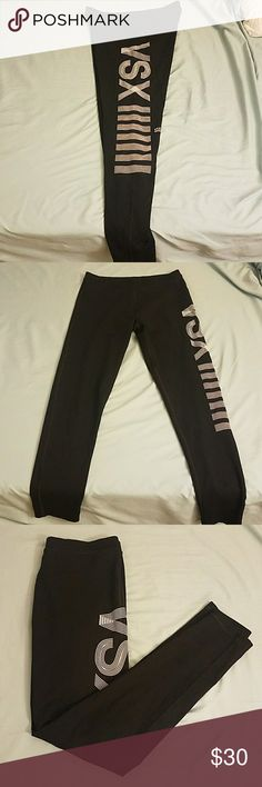 Victoria's secret sport leggings Victoria's secret sport leggings Victoria's Secret Pants Leggings