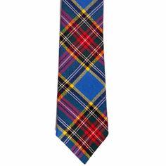 MacBeth Tartan Tie