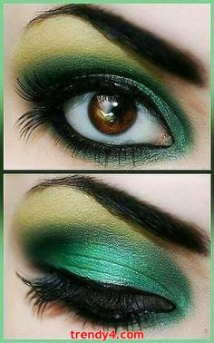 eye Makeup Trends for Spring 2014