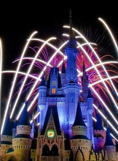 Best Magic Kingdom Fireworks Spots - Disney Tourist Blog