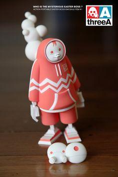 Mini Bambaboss Easter Boss by ThreeA