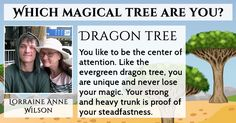 Which magical tree are you?