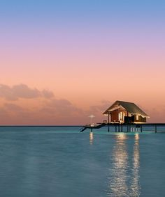 Amazing Reethi Rah Resort in Maldives