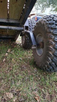 34 Best Homemade Atv Trailer Images Rolling Carts Atv Trailers