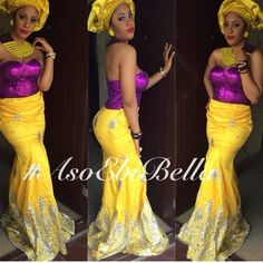 BellaNaija Weddings presents #AsoEbiBella – Vol. 46