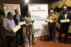 Carracedo 2013 representará al Museo del Vino de Peñafiel