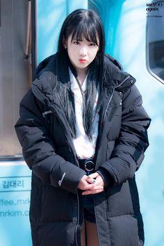 170304; Lovelyz ♡ 유지애 Yoo Jiae