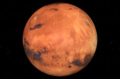 Mars is the second smallest planet in our solar system and the fourth planet from the Sun. Find more stunning facts about Mars on this list. Sistema Solar, Mars Planet, Mars Attacks, Carl Sagan, Retrograde 2018, Nasa Rover, Mars Facts, Astrology Meaning, Journal Du Geek