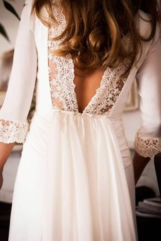 Vestido de novia - Espaldas de ensueño - 4. Navascues