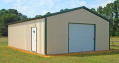For Metal Buildings, Alabama Residents Look to Alan's Factory Outlet