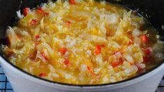 Orez cu varza murata ❤ surprinzator de gustos , reteta de post, simpla, ... Sauerkraut, Macaroni And Cheese, Grains, Rice, Ethnic Recipes, Food, Youtube, Mac And Cheese, Essen