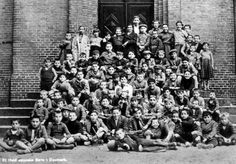 Niños de la guerra civil española en Dinamarca