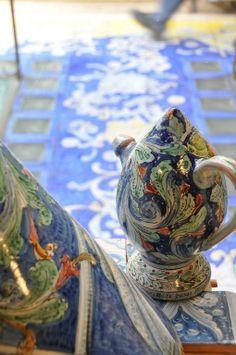Le Stanze del Gattopardo – Kleurrijk keramiek tot kunst verheven