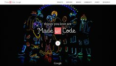 Google wants to see more girls building technology and has launched Made with Code, an initiative to help them do it.