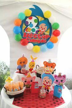 Fiesta Plim Plim 1st Birthday Themes, Circus Birthday, Boy Birthday Parties, 4th Birthday, Ideas Para Fiestas, Baby Boy Shower, Party Time, First Birthdays, Alonso
