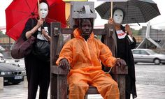 Axis of Death Penalty: China, Iran, Saudi Arabia, Iraq, and the United States