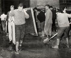 inundacion 1966 florencia - Google Search