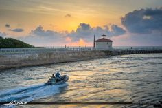 Going Fishing Boynton Beach Florida Ocean Inlet Park Boynton Beach Florida, We Buy Houses, Sell My House, Palm Beach County, Going Fishing, Home Buying, Sunrise, Waves, Ocean