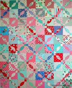 Rose Dream Quilt Block.81 Best Quilts Drunkard S Path Rose Dream Images Quilts