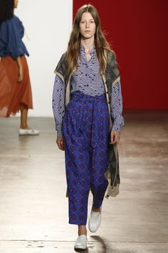 Creatures of Comfort Spring 2016 Ready-to-Wear Collection Photos - Vogue