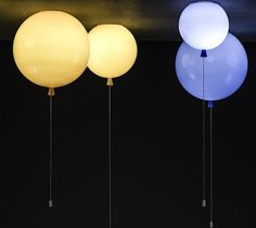 Memory #Balloon Lights – http://thegadgetflow.com/portfolio/memory-balloon-lights/
