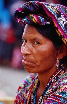 in Naughty Guatemala women
