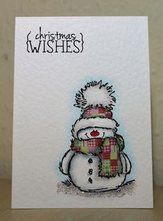 Helen's Craft Haven...: ABC Christmas Challenge - P is for...