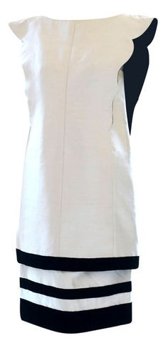 Roberto Capucci - Haute Couture - Robe de Soirée 'Sculpture' - Années 70