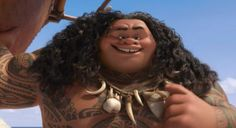 Disney Released A Playful New Trailer For Their Upcoming Animated Feature 'Moana'