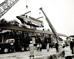 Setting of the Monorail