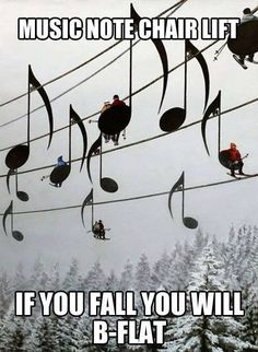 Ha. Music puns are pretty much my favorite.