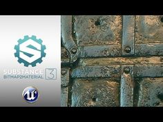 Using Bitmap2Material 3 in Unreal Engine 4 - YouTube
