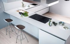 Sin tirador | Muebles de cocina XEY