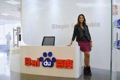 Conhecendo o escritório do Baidu Brasil: esse é o principal provedor de pesquisas na internet em língua chinesa e o segundo maior serviço global de buscas do mundo.
