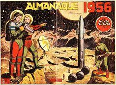 Image result for 1950s futuristic comics