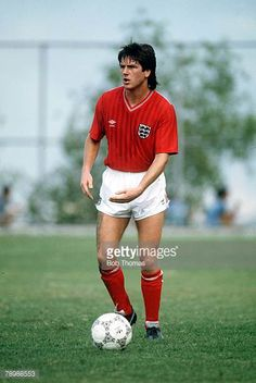 28th May 1986 Monterrey Mexico Terry Fenwick England