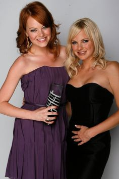 emma stone & anna faris - Live Another Life
