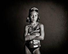 Kate T. Parker Photography strong is the new beautiful , this photo series empowers young girls into realising the strong , sporty and intelligent and wholesome girls are far more beautiful to see than pin ups types with tiny waists and too much make up. Pretty Photos, Amazing Photos, Strong Girls, Strong Women, Photo Series, These Girls, Triathlon, Girl Power, Daughters