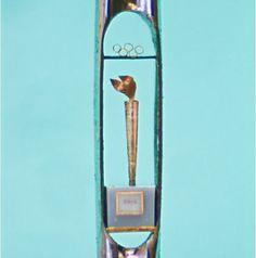 Willard Wigan's Amazing Micro Sculptures : Olympic flame