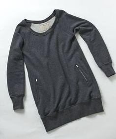 Sweatshirt Dress  / ShopStyle(ショップスタイル): DRWCYS  スウェットワンピース