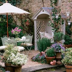 country garden 7 DIY vintage garden projects for holidays, . - country garden 7 DIY vintage garden projects for holidays, holidays - Diy Garden, Garden Cottage, Garden Care, Garden Projects, Garden Tips, Shade Garden, Diy Projects, Garden Oasis, Garden Sheds