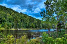 #ADK #Adirondacks #BaldMountainPond #Ponds - at Bald Mountain Pond - Old Forge, New York