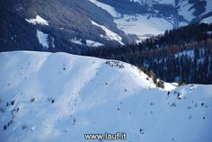 2. Skialprace Ahrntal im Jänner 2010