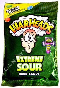 Mouth puckering Sour Candy