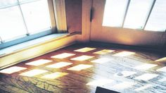 Throwback to when the sun made rectangles in my kitchen.  #vscocam #vsco
