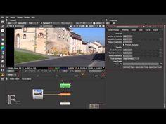 Introduction To NukeX - 16 Camera Tracker