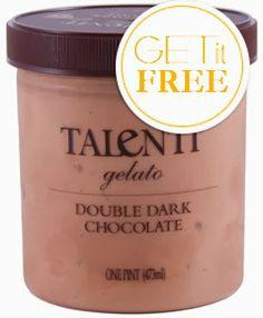 Free Talenti Gelato!