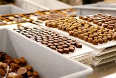 """The 10 Best Chocolatiers in the World. A list for traveling. @mrshamilton1 : a Chocolate """"Road Trip""""?"""