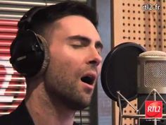 Won't Go Home Without You - Maroon 5 (Live on RTL2, French Radio) (+play...